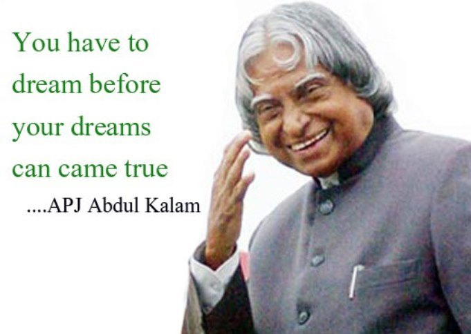 """my vision for india essay abdul kalam On his this vision, mr kalam said, """"only strength respects strength to quote kalam, """"a developed india by 2020, or even earlier, is not a dream."""
